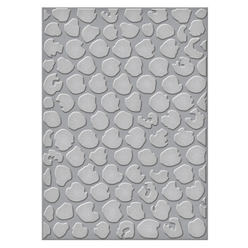 SEL-010 Spellbinders BUBBLE WRAP Embossing Folders Donna Salazar Designs