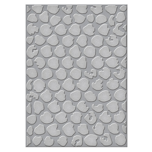 SEL-010 Spellbinders BUBBLE WRAP Embossing Folders Donna Salazar Designs zoom image