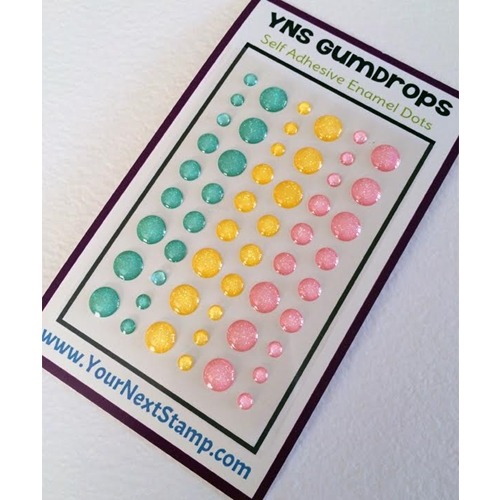 Your Next Stamp MAGICAL PASTEL Gumdrops YNSGD071 Preview Image