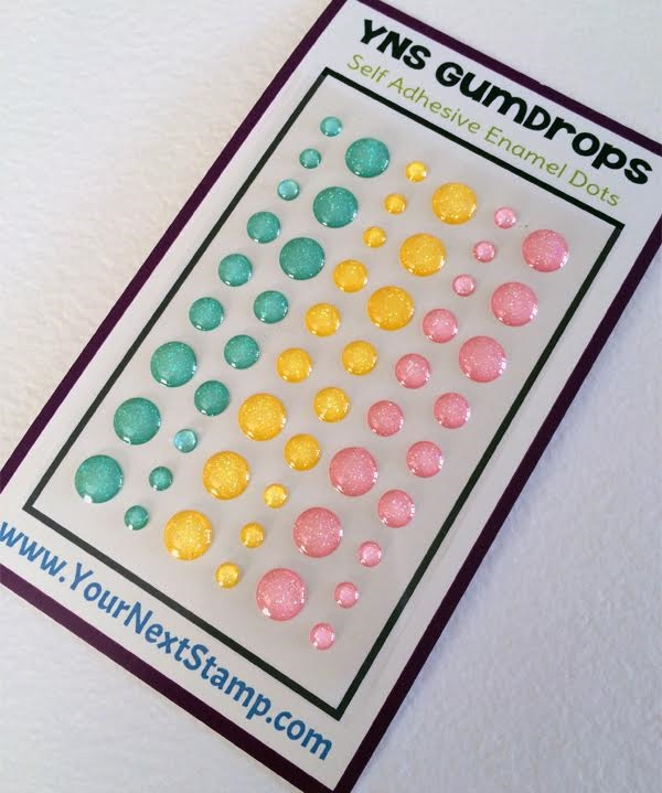 Your Next Stamp MAGICAL PASTEL Gumdrops YNSGD071 zoom image