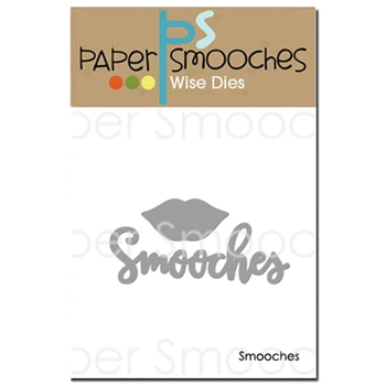 Paper Smooches SMOOCHES Wise Dies M2D324