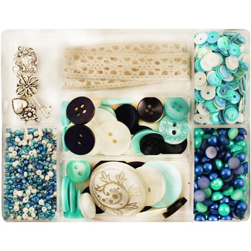 28 Lilac Lane ATTIC FINDINGS Embellishment Kit LL103 Preview Image