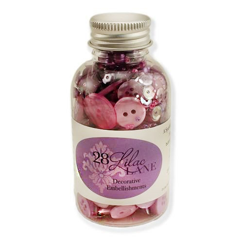 28 Lilac Lane ON LILAC LANE Embellishment Bottle LL207 zoom image