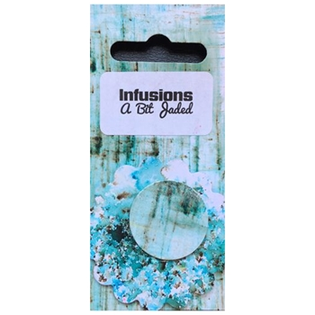 Paper Artsy A BIT JADED Infusions Colored Stain CS02