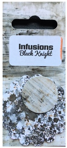 Paper Artsy BLACK KNIGHT Infusions Colored Stain CS12 zoom image