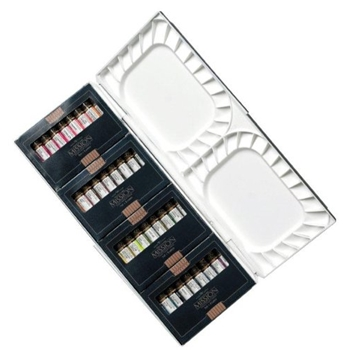 Mijello MISSION GOLD WATER COLOR PALETTE SET 36 Colors MWCP1536