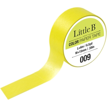 Little B NEON YELLOW Color Tape 100896*