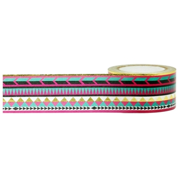 Little B TRIBAL Foil Tape 102079