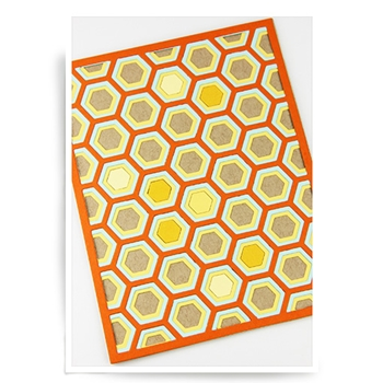 Birch Press Design HONEYBEE LAYER SET Blueprint Craft Dies 57026