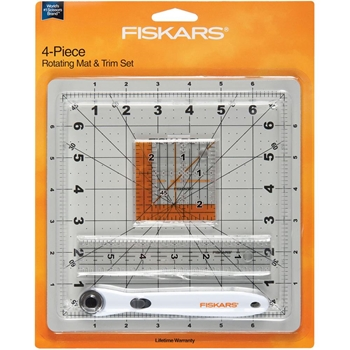 Fiskars ROTATING MAT AND TRIM SET 1003907
