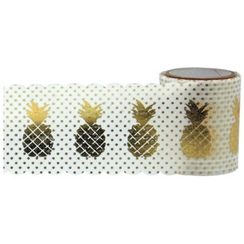Little B GOLD PINEAPPLE Foil Tape 101061
