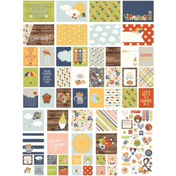 Simple Stories BLOOM AND GROW Snap Cards 7123