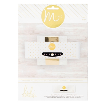 Heidi Swapp MINI MINC TRANSFER FOLDERS 312633