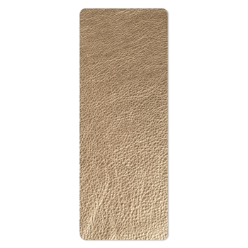 Sizzix METALLIC GOLD 3x9 Leather Cowhide 660607