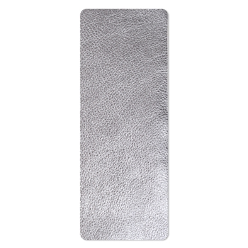 Sizzix METALLIC SILVER 3x9 Leather Cowhide 660609