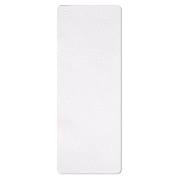 Sizzix WHITE 3x9 Leather Cowhide 660613
