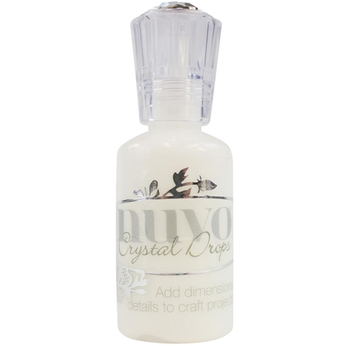 Tonic GLOSS WHITE Nuvo Crystal Drops 651N Preview Image