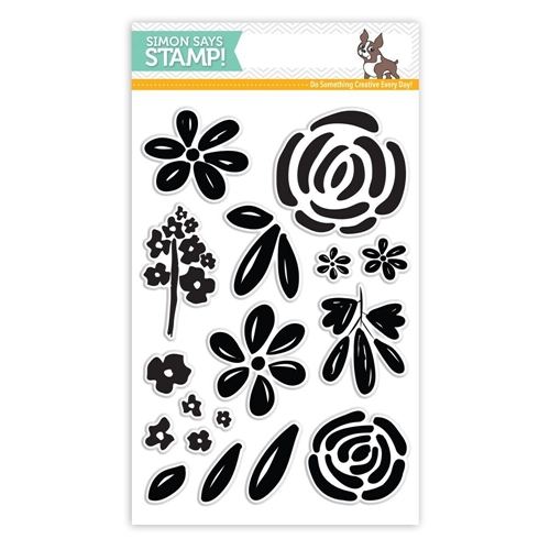 Simon Says Clear Stamps BLOOMING DAY SSS101632 Among The Stars * Preview Image