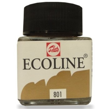Royal Talens ECOLINE LIQUID WATERCOLOR GOLD 11258010*