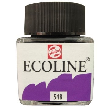 Royal Talens ECOLINE LIQUID WATERCOLOR BLUE VIOLET 11255480*