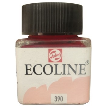 Royal Talens ECOLINE LIQUID WATERCOLOR PASTEL ROSE 11253900
