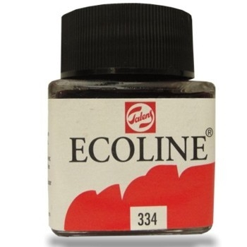 Royal Talens ECOLINE LIQUID WATERCOLOR SCARLET 11253340*