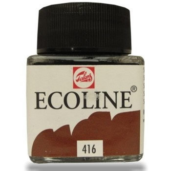 Royal Talens ECOLINE LIQUID WATERCOLOR SEPIA 11254160*