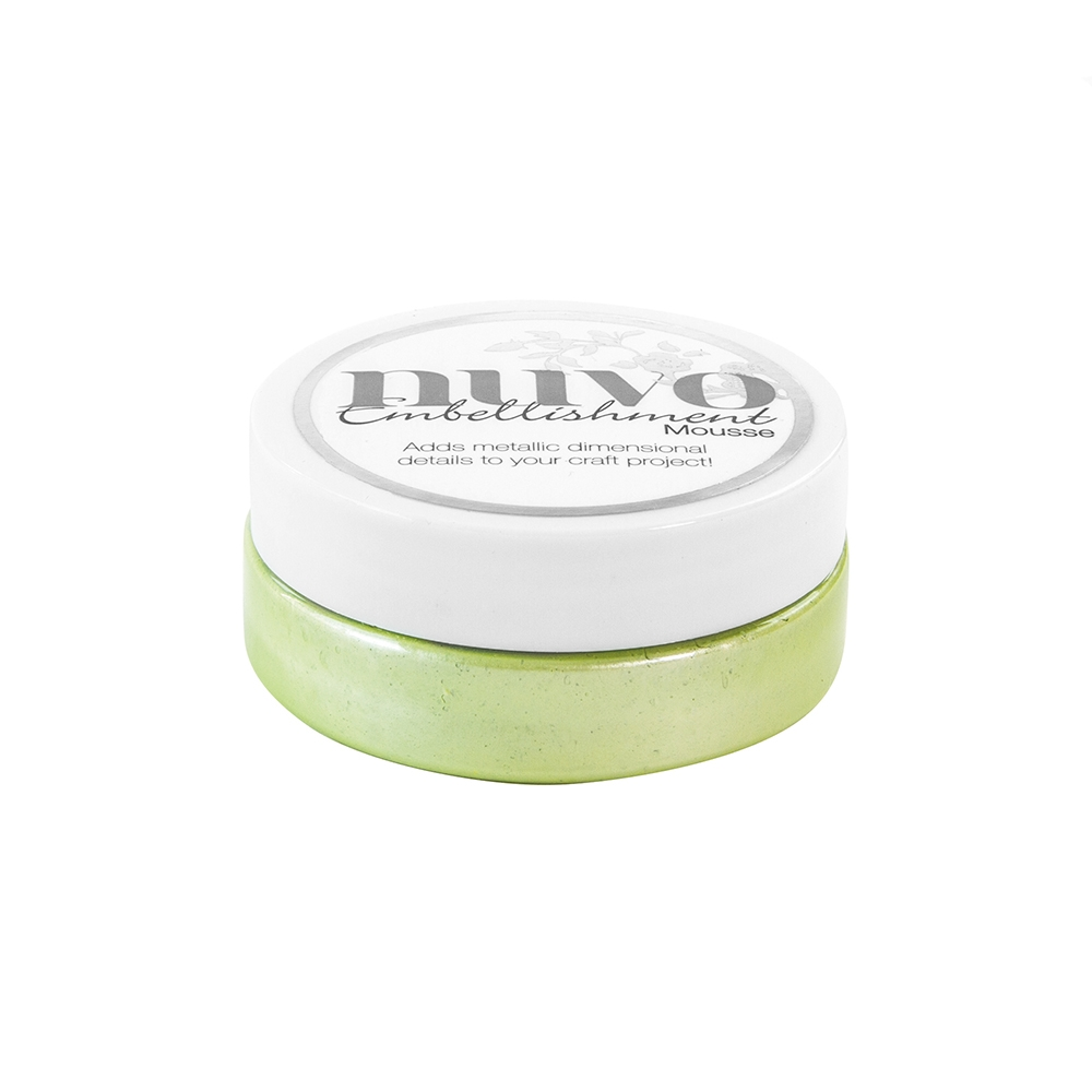 Tonic SPRING GREEN Nuvo Embellishment Mousse 808N zoom image