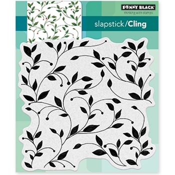 Penny Black Cling Stamp VERDURE 40-475