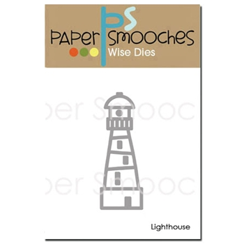 Paper Smooches LIGHTHOUSE Wise Die J3D333