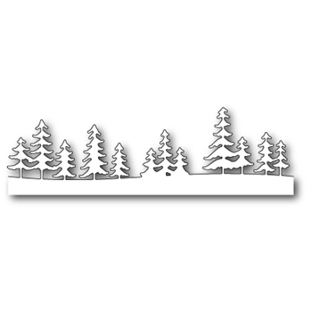 Memory Box FRESH PINE FOREST Craft Die 99498