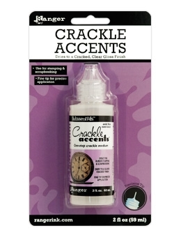 Ranger Inkssential CRACKLE ACCENTS Glue Dimensional Adhesive CAC21926 Preview Image
