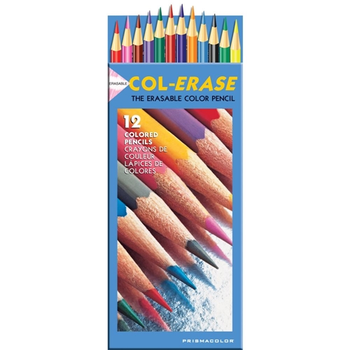 Prismacolor COLERASE COLORED PENCILS SET OF 12 20516 Preview Image