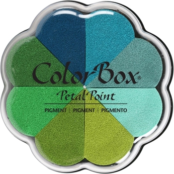 Clearsnap Colorbox ENVY Petal Point Pigment Pad Set 080337*