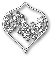 Memory Box EMERSON ORNAMENT Craft Die 99542 Preview Image
