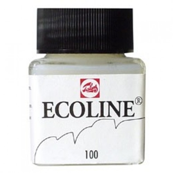 Royal Talens ECOLINE LIQUID WATERCOLOR WHITE 11251000*