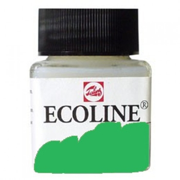 Royal Talens ECOLINE LIQUID WATERCOLOR GREEN 11256000*