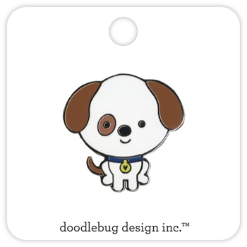Doodlebug PUPPY Collectible Pin 5310