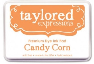 Taylored Expressions Premium Ink - CANDY CORN FULL INK PAD TEIDF08