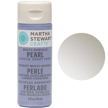 Martha Stewart MOTHER OF PEARL 2oz Multi-Surface Pearl Acrylic Paint 32127