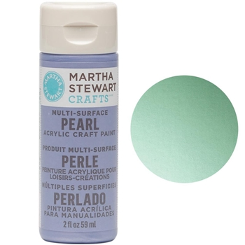 Martha Stewart HUMMINGBIRD 2oz Multi-Surface Pearl Acrylic Paint 32125