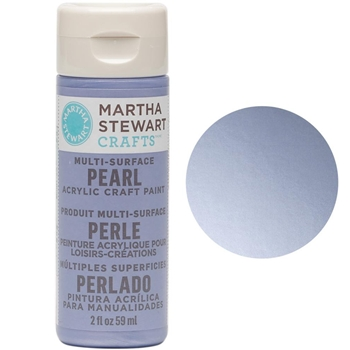 Martha Stewart GAZING BALL 2oz Multi-Surface Pearl Acrylic Paint 32122