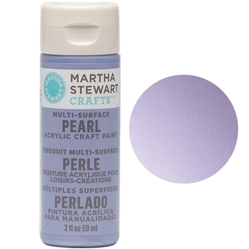 Martha Stewart ECLIPSE 2oz Multi-Surface Pearl Acrylic Paint 32118*