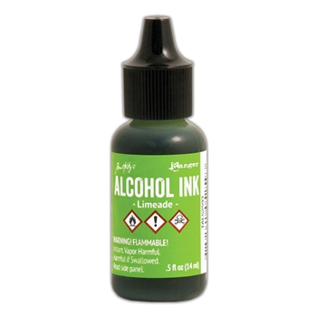 Tim Holtz Alcohol Ink LIMEADE Ranger TAL52593