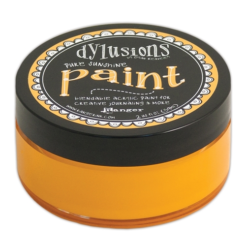 Dylusions Pure Sunshine Acrylic Paint