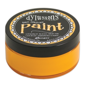 Ranger Dylusions Paint PURE SUNSHINE DYP52746
