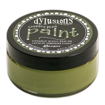 RESERVE Ranger Dylusions Paint CHOPPED PESTO DYP52715