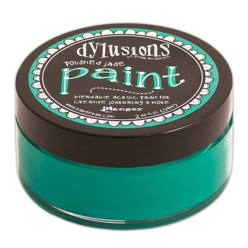Ranger Dylusions Paint POLISHED JADE DYP5273 Preview Image