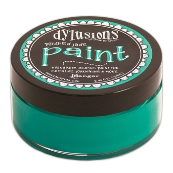 RESERVE Ranger Dylusions Paint POLISHED JADE DYP52739