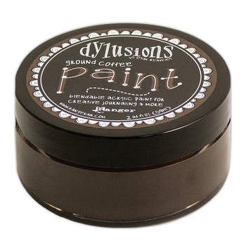 Ranger Dylusions Paint GROUND COFFEE DYP52722